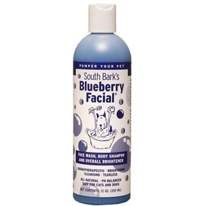 South Bark's Blueberry Facial Shampoo for Dogs
