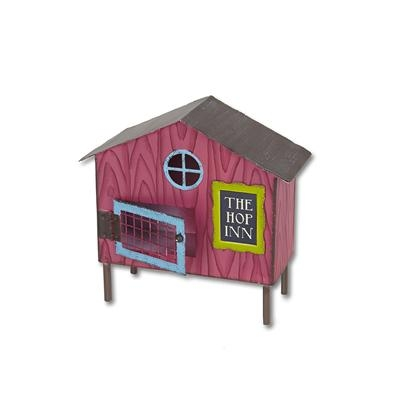 Studio-M Gypsy Garden Mini Bunny Hutch