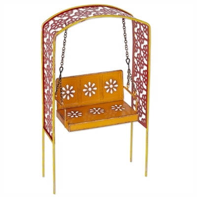 Studio-M Gypsy Garden Mini Arbor with Swing