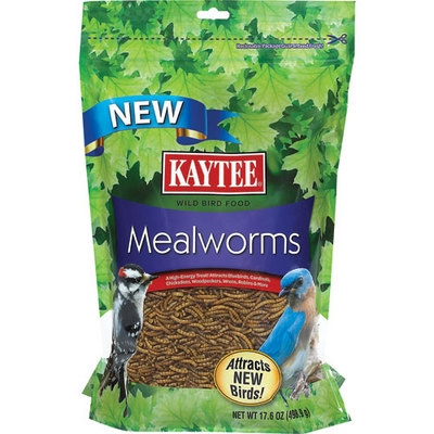 Kaytee Mealworms Wild Bird Food