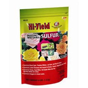 Hi Yield Dusting Wettable Sulfur, 4 lbs.