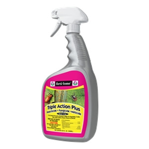 Fertilome Triple Action Plus RTU, 32 oz.