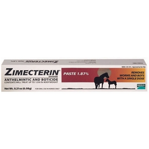 Zimecterin Dewormer for Horses