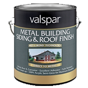 Valspar Metal Building Siding and Roof Paint