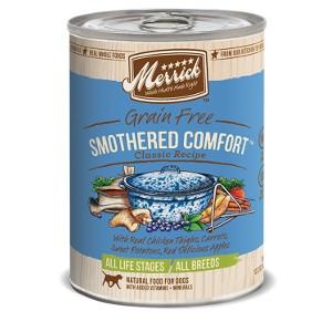 Merrick Smothered Comfort Can Dog Food