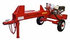 Split Fire Log Splitter