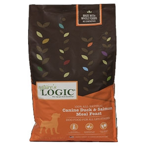 Nature's Logic Natural Duck & Salmon Canine Formula 15.4 Lb
