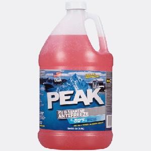 Peak RV & Marine Antifreeze is $3.29