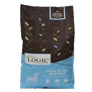 Nature's Logic Natural Sardine Canine Formula 15.4 lb.