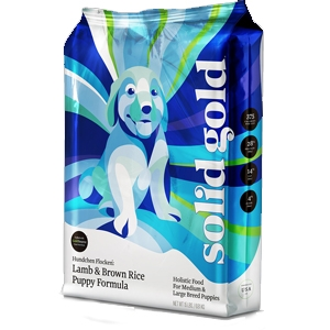 Solid Gold Puppy Hund N' Flocken