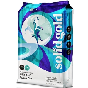 Solid Gold Dog Bark at the Moon Low Carb