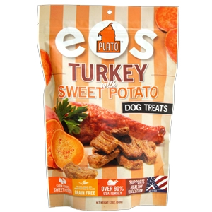 Plato Eos Turkey with Sweet Potato 12oz