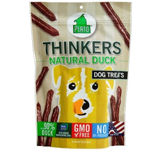 Plato Thinkers Duck Sticks 10oz