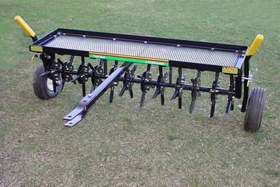 3' Towable Aerator