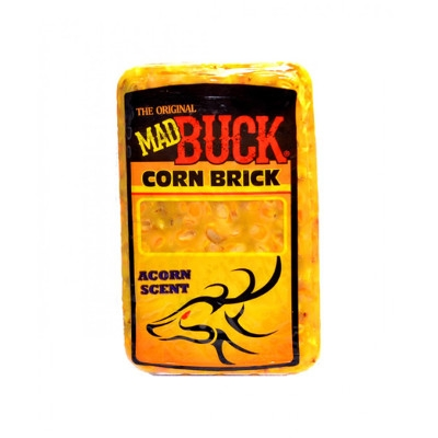 Mad Buck Corn Brick, 2 lbs.