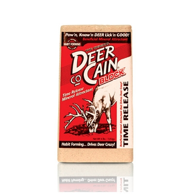 Deer Co-Cain Block, 4 lbs.