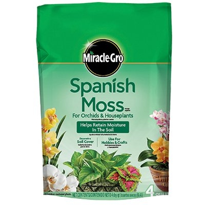 Miracle-Gro® Spanish Moss for Orchids & Houseplants