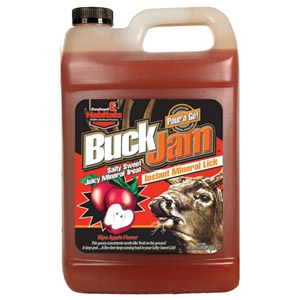 Evolved Habitats®Buck Jam™ Ripe Apple Instant Mineral Lick