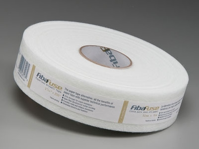 FibaFuse Paperless Drywall Tape, 2-1/16