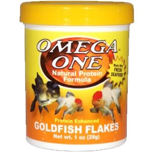 Goldfish Flakes Fish Food