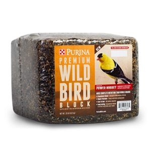 Purina® Premium Wild Bird Block