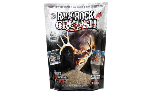 Rack Rock Crush Deer Attractant