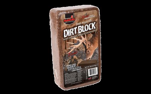 Dirt Block Deer Attractant