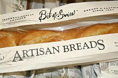 Bit O' Swiss Breads