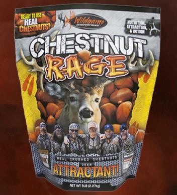 Chestnut Rage - Deer Attractant