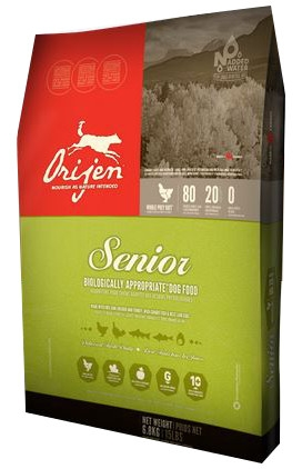 Orijen Senior Biologically Appropriate Dog Food