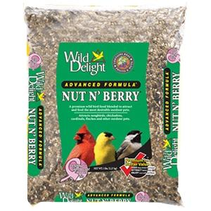 Wild Delight®Nut N' Berry Wild Bird Food