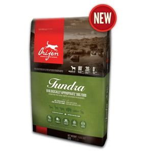 Orijen® Tundra Biologically Appropriate™ Dog Food