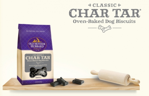 Char Tar Dog Biscuits