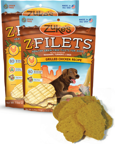 Z-Filets - Grain-free Filets for Dogs