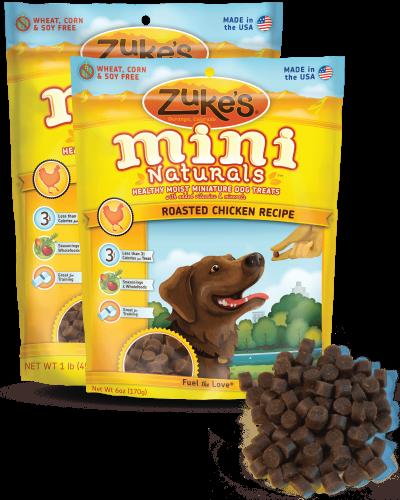 Mini Naturals - Healthy Moist Miniature Dog Treats