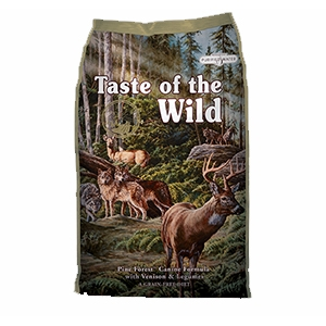 Taste of the Wild® Pine Forest Dog Food
