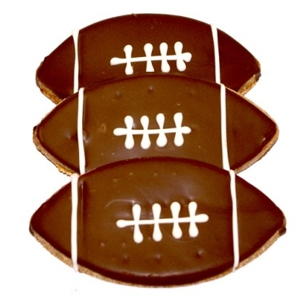 Football (Sweet Potato) Treats for Dogs