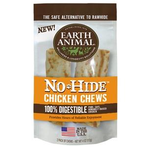 Earth Animal No-Hide Chicken Chews 4