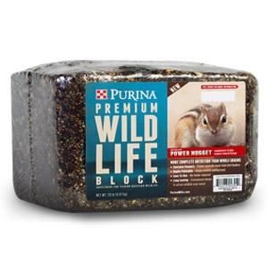 Purina® Premium Wild Life Block