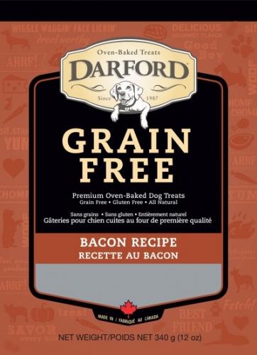 Darford Grain-free Bacon Dog Treat