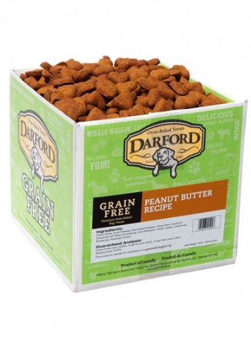 Darford Dog Treats - In Bulk - Peanut Butter Minis