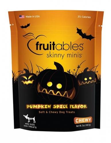 Fruitables Skinny Minis Pumpkin Spice Flavor