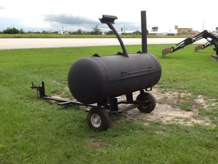 Mobile Grill