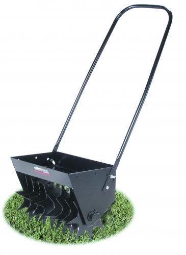 Spike Tooth Manual Deep Lawn Aerator