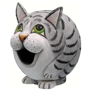 Songbird Essentials Grey Tabby Cat