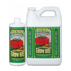 Fox Farm Grow Big Liquid Plant Food