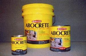 Abocrete Kit - Epoxy Concrete Repair and Resurfacing Compound