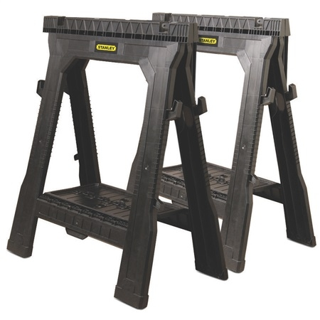 FatMax Twin Pack Folding Sawhorse