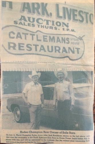 Cattleman's Restaurant