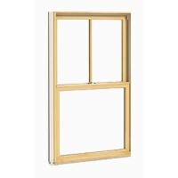 Wood-Ultrex Double-Hung